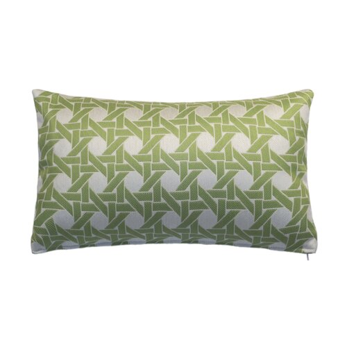 Cane Indoor and Outdoor Lumbar Pillow