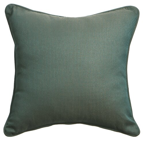 Mastercraft Fabrics Outdoor/Indoor Vibrant Copeland Adriatic Pillow