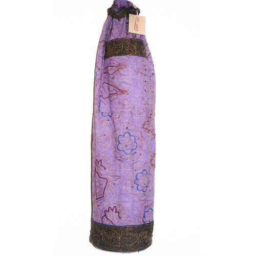 Hand Crafted Chic Yoga Mat Bag
