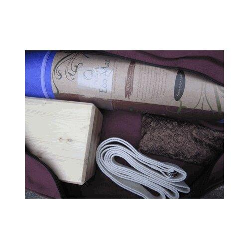 OMSutra Yoga Practice Kit Set in A Bag