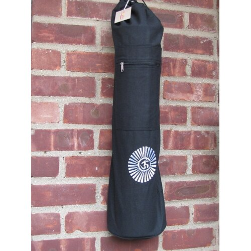 OM Natraj Drawstring Yoga Mat Bag
