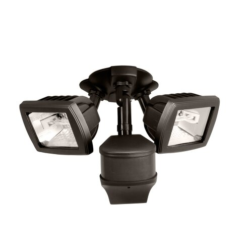 Cooper Lighting Halogen Motion Sensor Light