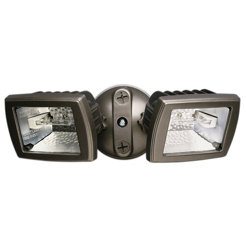 Cooper Lighting 300 Watt Halogen Twin Head Floodlight
