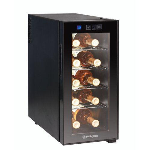 10 Bottle Thermoelectric Wine Refrigerator
