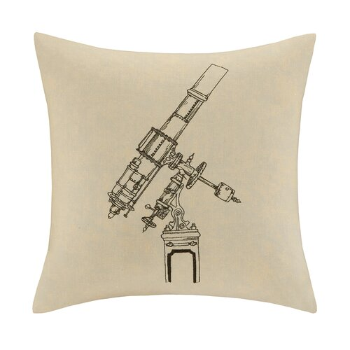 Big Sky Square Pillow