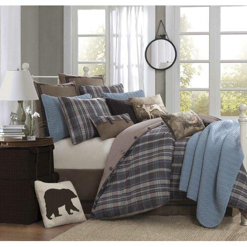 Woolrich Hadley Pieced Oblong Pillow