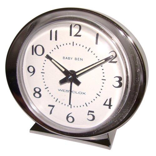 Baby Ben Classic Keywound Alarm Clock