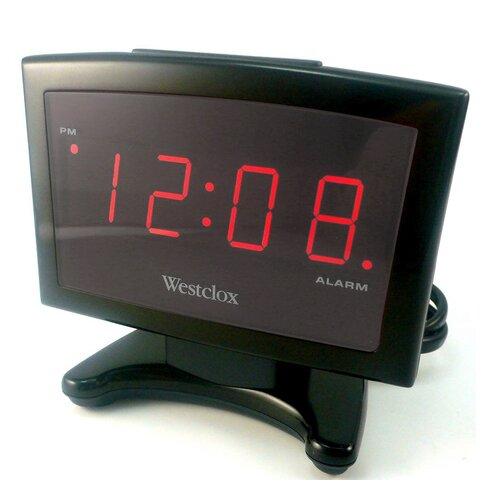 Plasma LED Alarm Clock