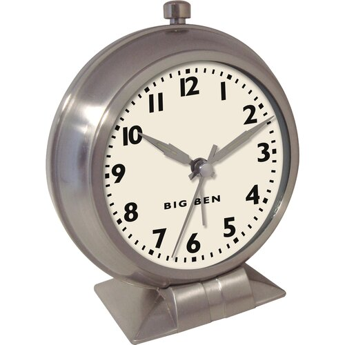 westclox big ben alarm clock instructions