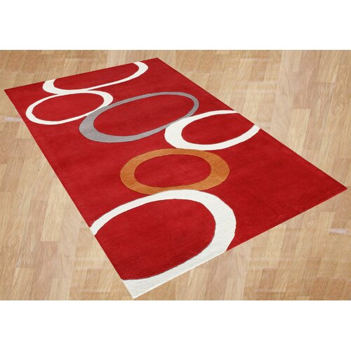 Alliyah Rugs Alliyah Geometric Rug