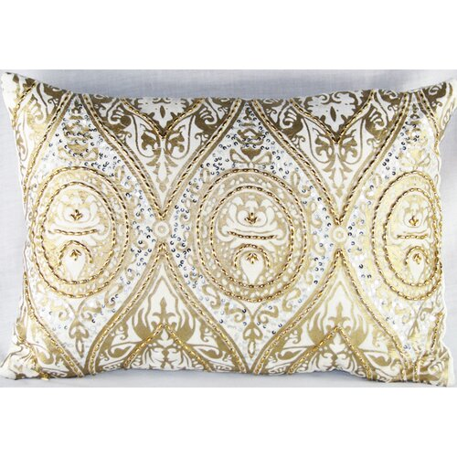 Design Accents LLC Velvet Pillow