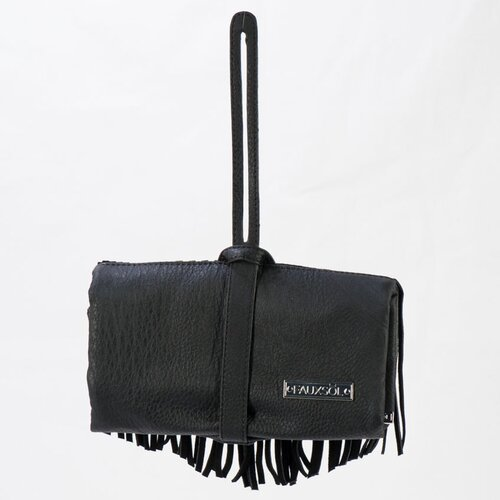 Sacs of Life Fringy Wristlet Bag