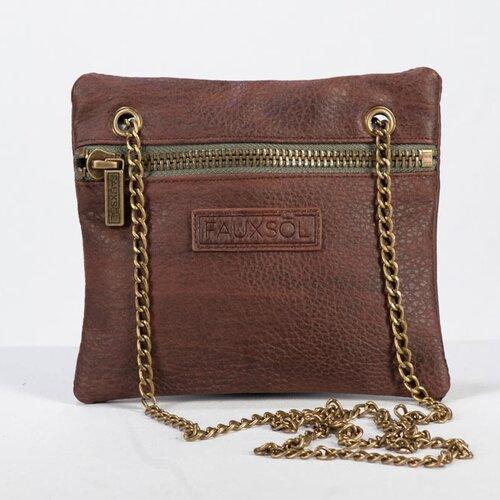 Chain Reaction Shoulder Bag