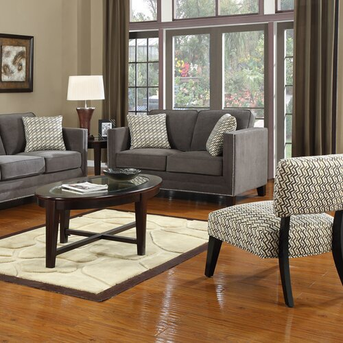 Emerald Home Furnishings Carlton Accent Chair Amp Reviews