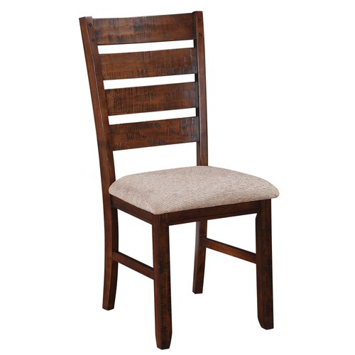 Weston Side Chair with Cushion