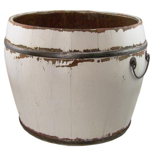 Vintage Wooden Kitchen Bucket