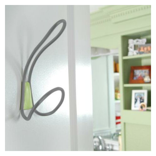 "Delta Design Art of Storage Bach ""Kinder"" Coat Hook (6 Pack)"
