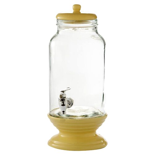 American Atelier 1.5 Gallon Glass Beverage Dispenser