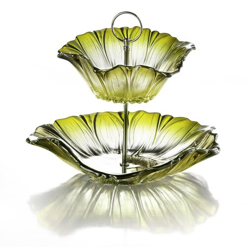 Fifth Avenue Crystal Venezia Two Tier Server