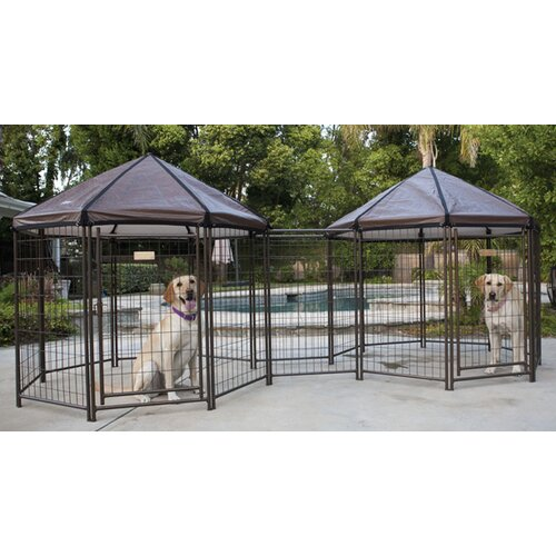 "Advantek 60"" Gazebo Pet Pen"