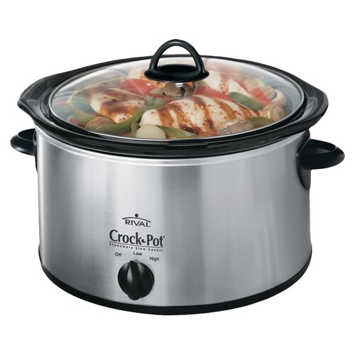 Crock-pot 4-Quart Crock Pot