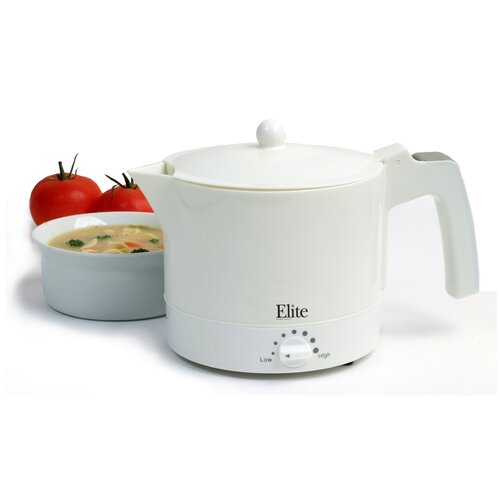 Elite Cuisine 1-qt. Hot Water Pot
