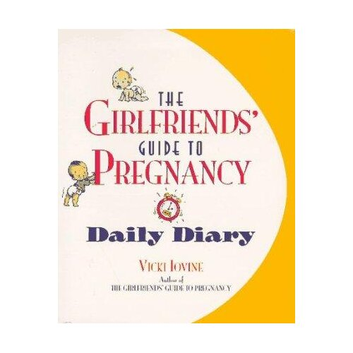 Simon & Schuster The Girlfriend's Guide to Pregnancy Daily Diary