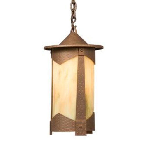 Steel Partners Vallejo Pasadena 1 Light Hanging Lantern