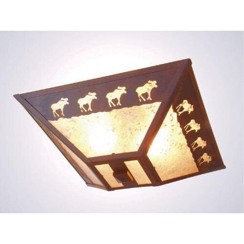 Steel Partners Band of Moose Drop Ceiling Mount