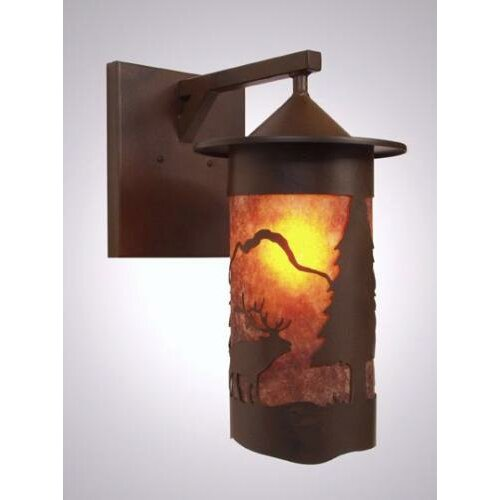 outdoor wall lights special features dusk to dawn wayfair. Black Bedroom Furniture Sets. Home Design Ideas
