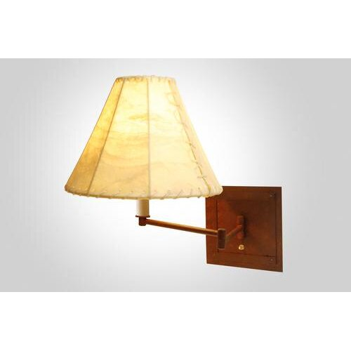 Steel Partners San Carlos Swing Arm Wall Lamp
