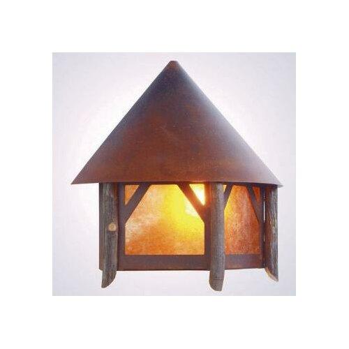 Steel Partners Campromise 1 Light Outdoor Wall Lantern