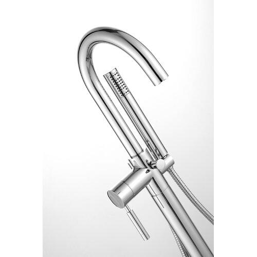Ove Decors Athena Freestanding Bath Faucet Amp Reviews Wayfair