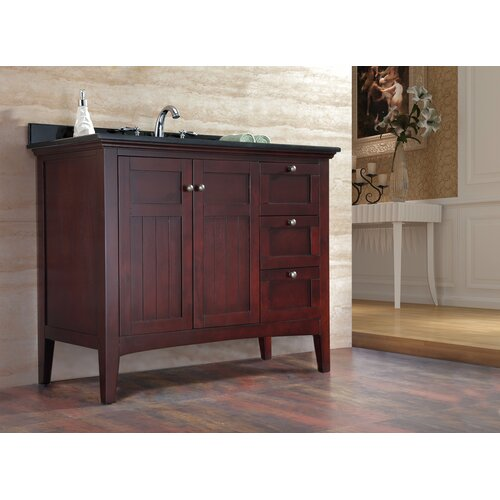 Ove Decors Gavin 42 Single Bathroom Vanity Set Reviews