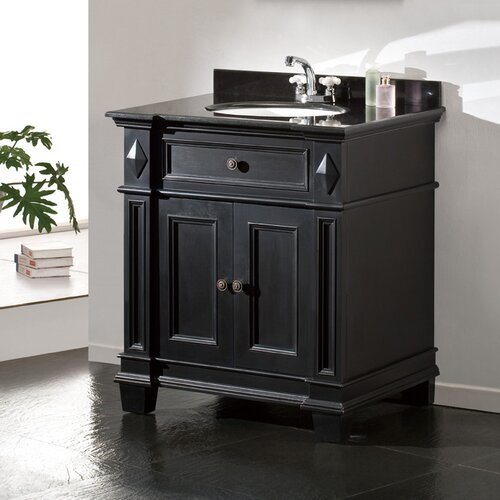 Ove Decors Essex 31 Single Bathroom Vanity Set Reviews Wayfair