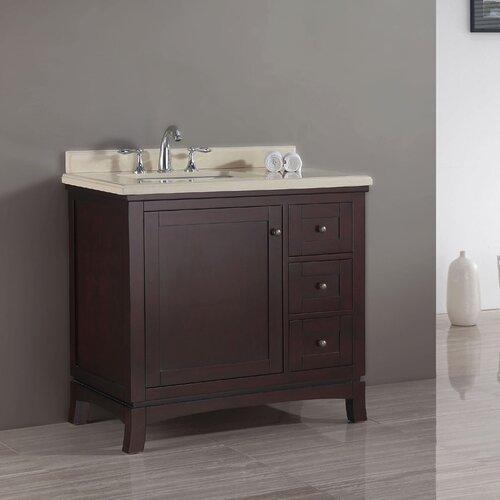 "Ove Decors Valega 36"" Single Bathroom Vanity Set & Reviews"