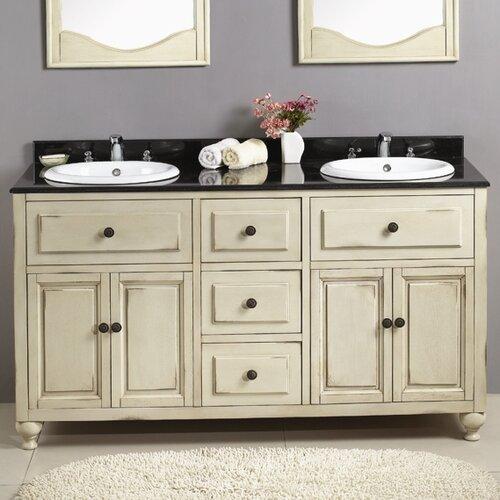 Http Www Wayfairsupply Com Ove Decors Birmingham 60 Double Bathroom Vanity Set Birmingham Xov1023 Html