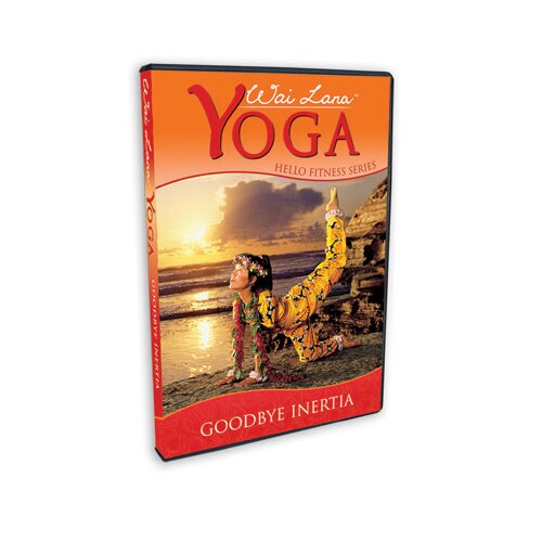 Wai Lana Yoga Goodbye Inertia DVD