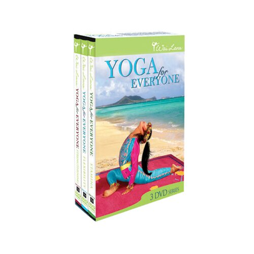 Wai Lana Yoga For Everyone Tripack DVD