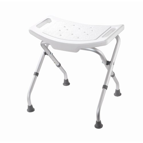 Croydex Bath Safety Adjustable Bathroom and Shower Chair