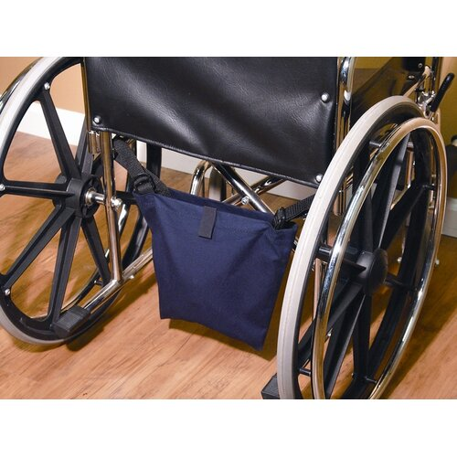 NYOrtho Urinary Drain Wheelchair Bag Holder