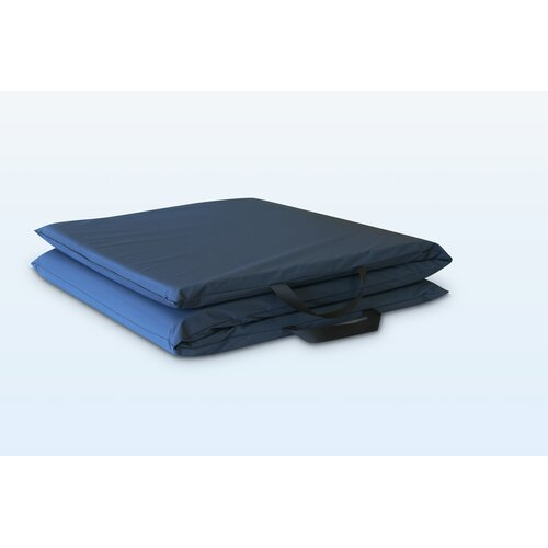 NYOrtho Tri-Fold Bedside Mat in Navy