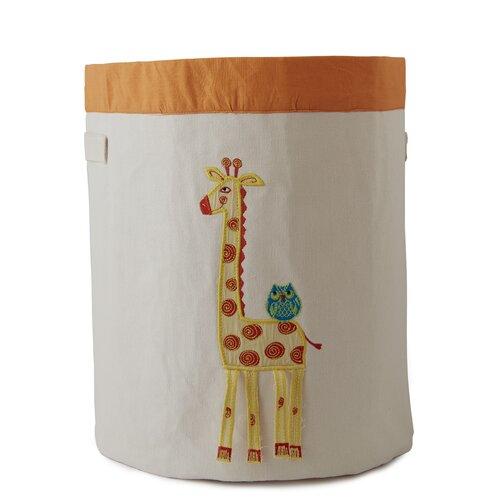 Funny Friends Giraffe Toy Storage Bin