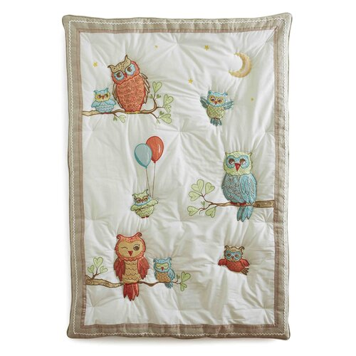 Baby Owls Quilt