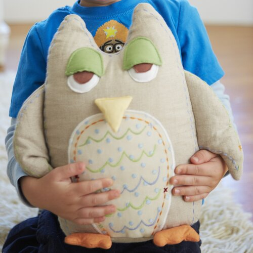 Baby Owls Pillow
