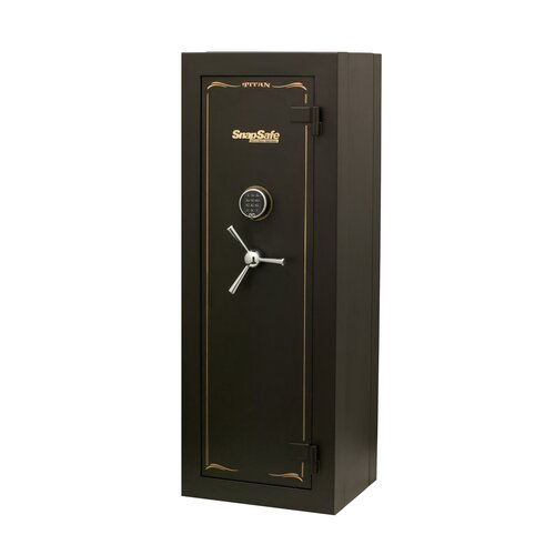 Snap Safe Fireproof Electronic Lock Titan Gun Safe