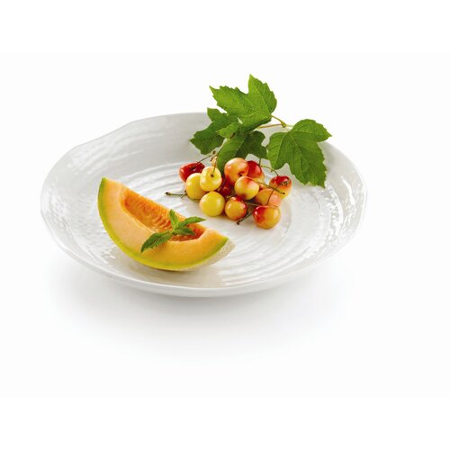 "Tablecraft Frostone 14.25"" Round Serving Tray"