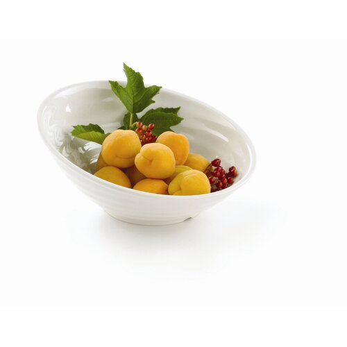 "Tablecraft Frostone 5"" Sloped Fruit Bowl"