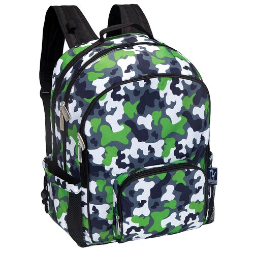 Ashley Camo Macropak Backpack
