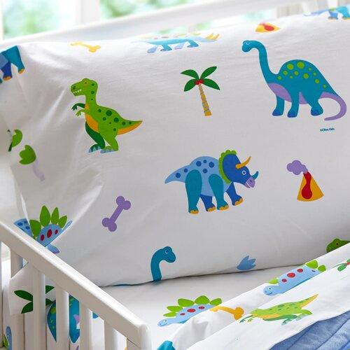 Olive Kids Dinosaur Land Toddler Sham
